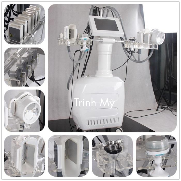 Multifunctional Platform Machine-Velashape-I