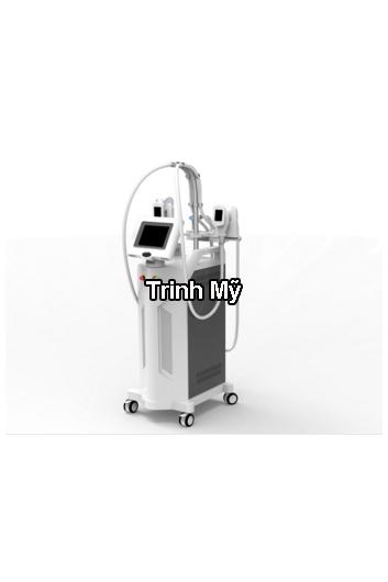 Cryolipolysis+Lipo Laser+Cavitation+Vacuum Roller