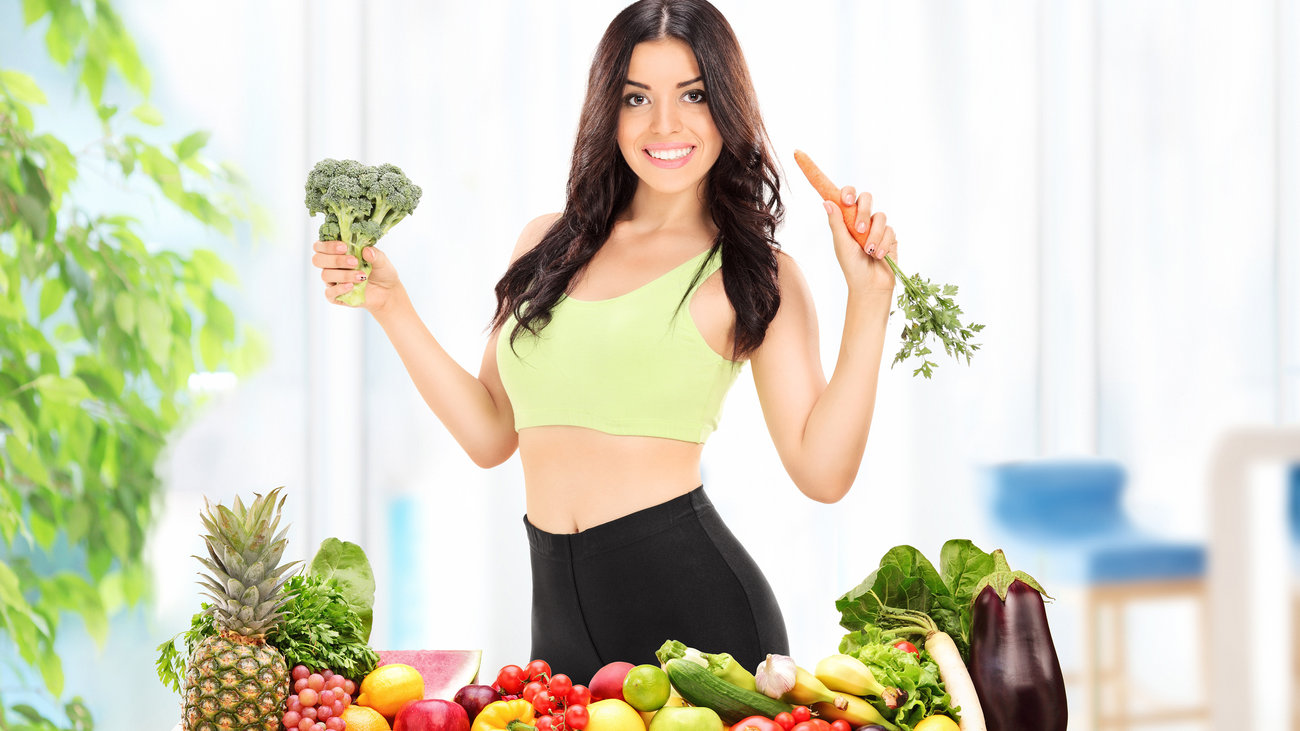 ăn chay giảm cân
