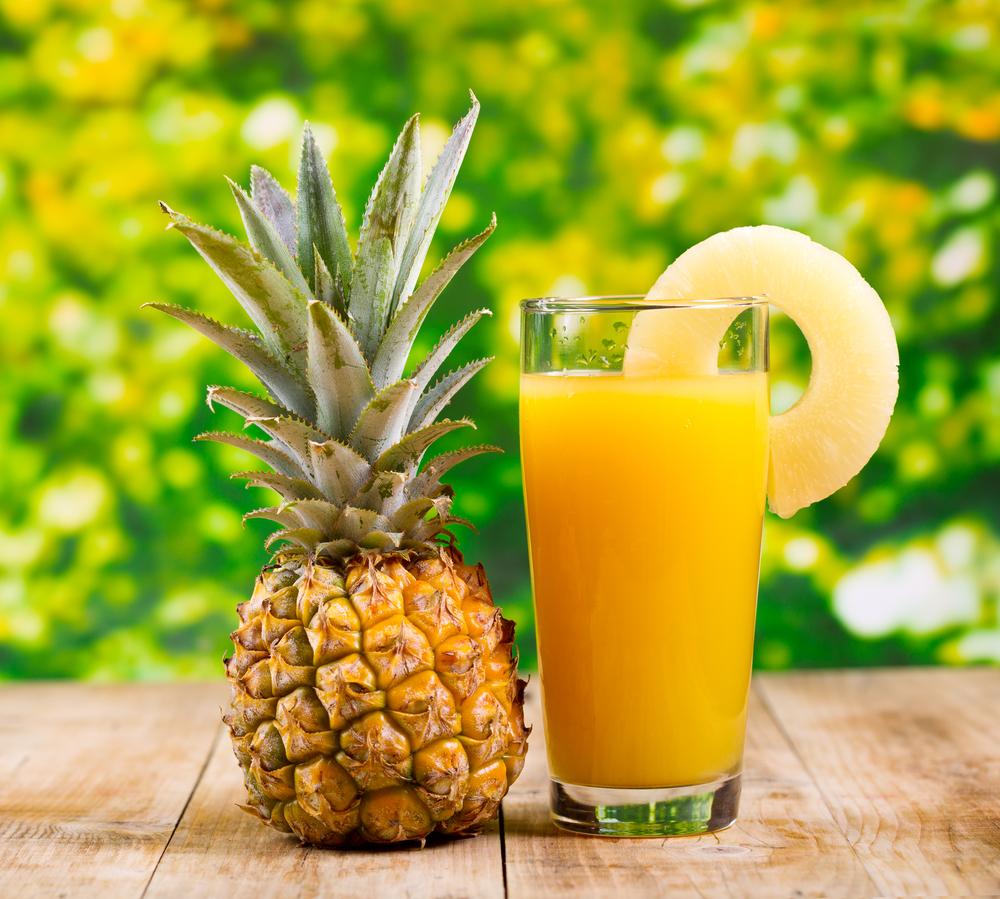 uống nước hoa quả giảm cân
