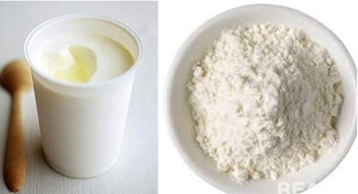 Cách tẩy tế bào chết bàng cám gạo