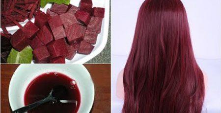 Các cách làm thuốc nhuộm tóc đơn giản nhất