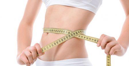 dùng máy giảm mỡ bụng để giảm cân